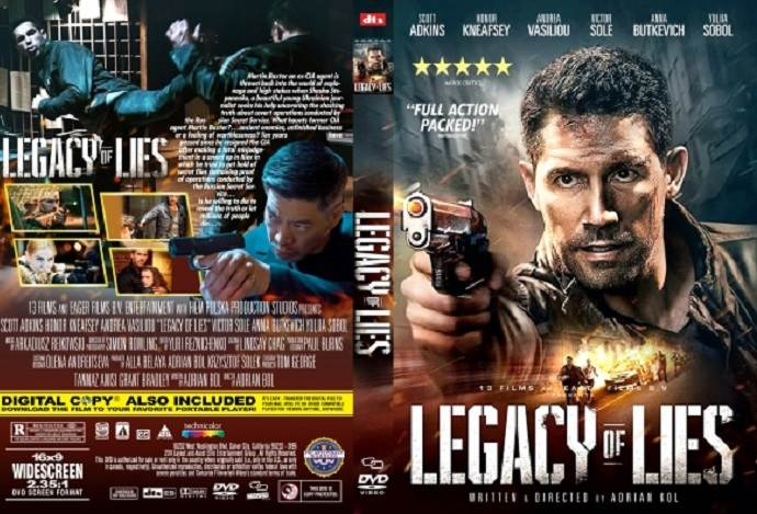 Legacy of Lies (2020) Tamil Dubbed Movie HD 720p Watch Online