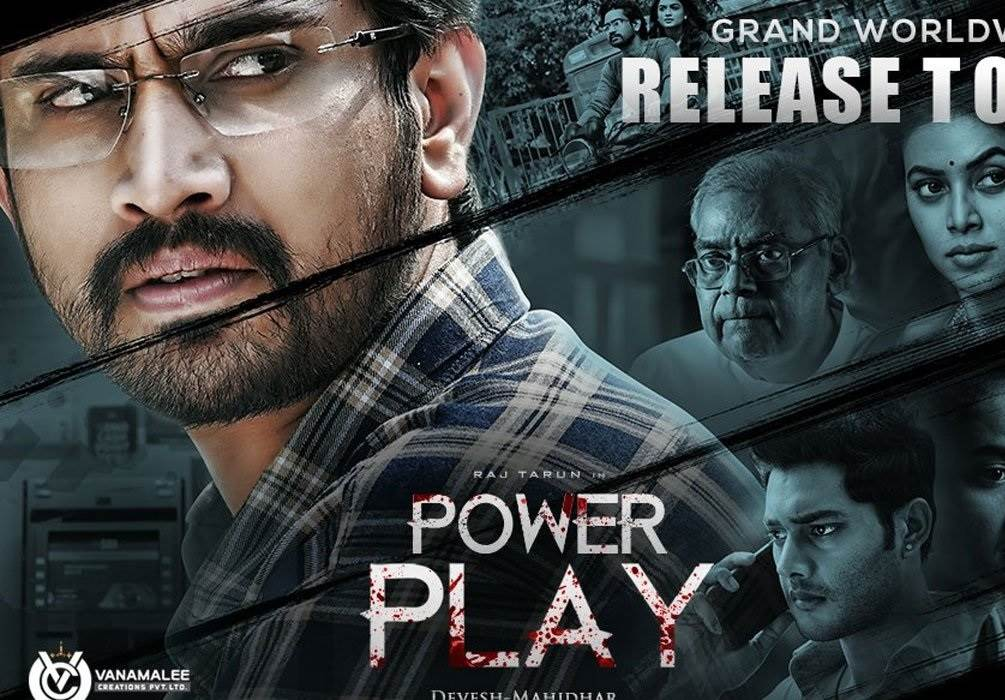 Power Play (2021) HD 720p Tamil Movie Watch Online