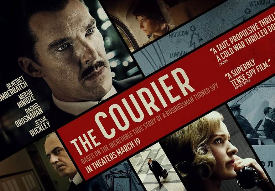 The Courier (2020) Tamil Dubbed(fan dub) Movie HDRip 720p Watch Online