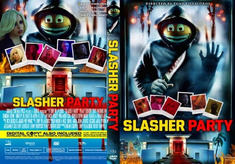 Slasher Party (2019) Tamil Dubbed Movie HD 720p Watch Online