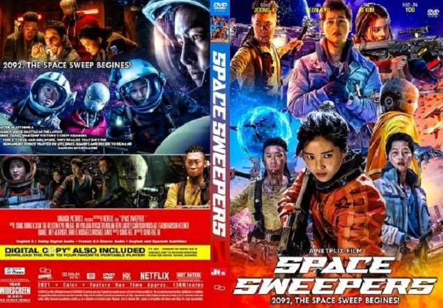 Space Sweepers (2021) Tamil Dubbed(fan dub) Movie HDRip 720p Watch Online