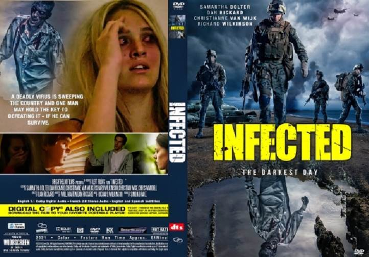 Infected The Darkest Day (2021) Tamil Dubbed(fan dub) Movie HDRip 720p Watch Online