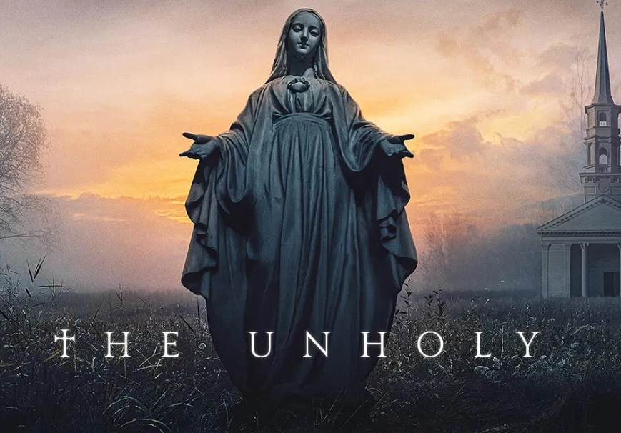 The Unholy (2021) Tamil Dubbed(fan dub) Movie HDRip 720p Watch Online