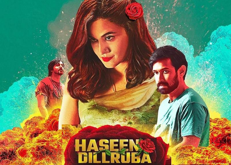 Haseen Dillruba (2021) HD 720p Tamil Dubbed Movie Watch Online