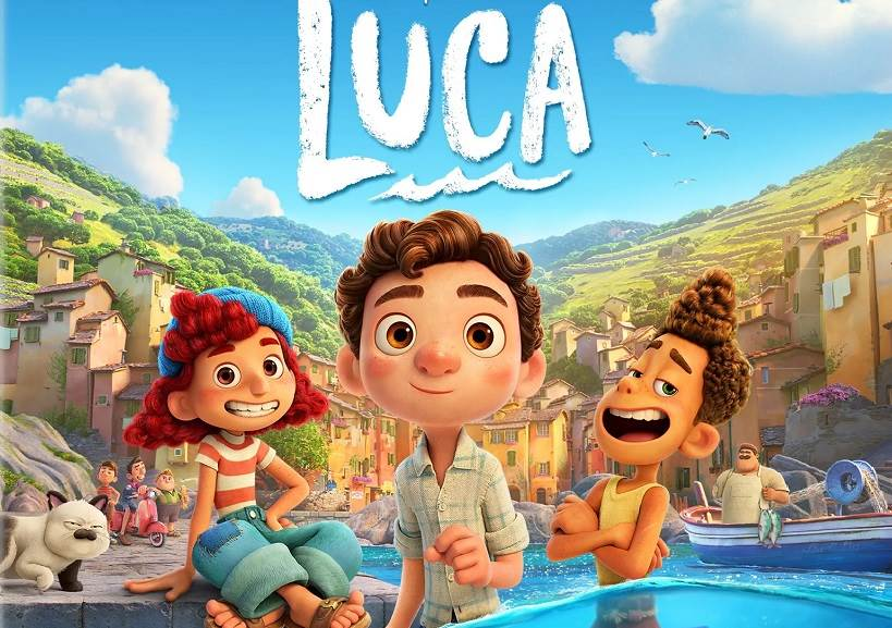 Luca (2021) Tamil Dubbed Movie HD 720p Watch Online