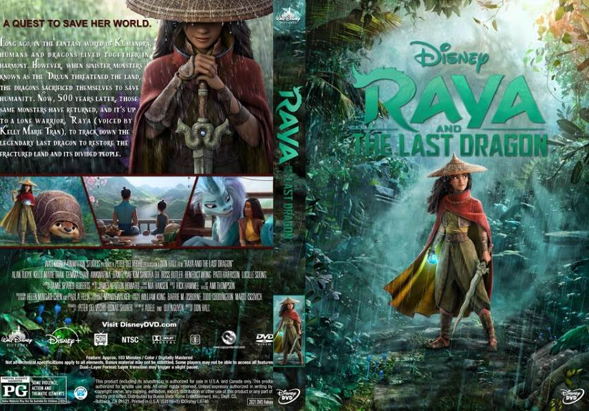 Raya And The Last Dragon (2021) Tamil Dubbed Movie HD 720p Watch Online