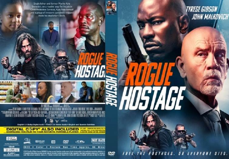Rogue Hostage (2021) Tamil Dubbed(fan dub) Movie HDRip 720p Watch Online
