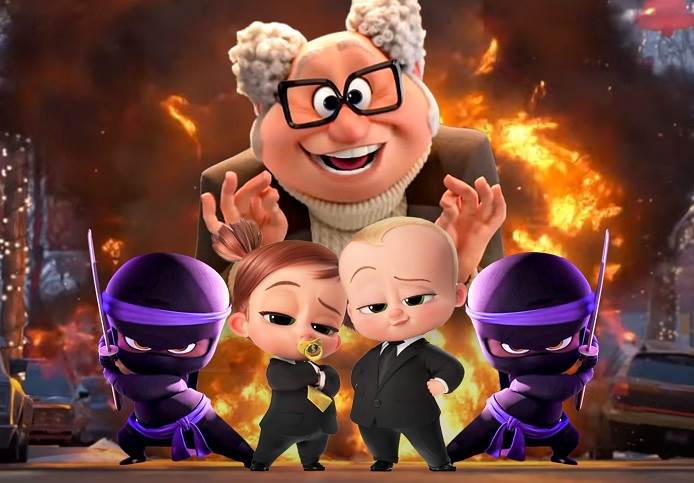 The Boss Baby 2 Family Business (2021) Tamil Dubbed(fan dub) Movie HDRip 720p Watch Online