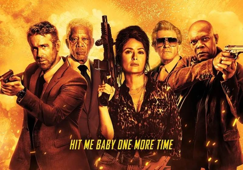 The Hitman's Wife's Body Guard (2021) Tamil Dubbed(fan dub) Movie HDRip 720p Watch Online