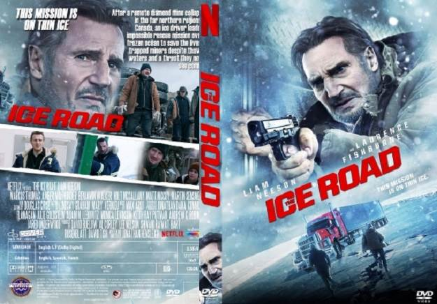 The Ice Road (2021) Tamil Dubbed(fan dub) Movie HDRip 720p Watch Online