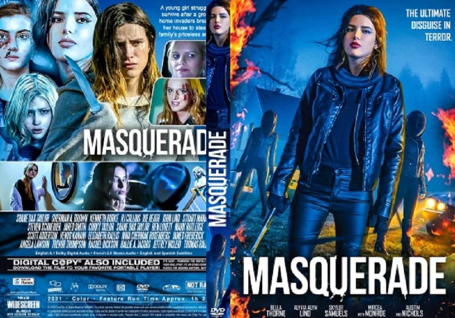 Masquerade (2021) Tamil Dubbed(fan dub) Movie HDRip 720p Watch Online