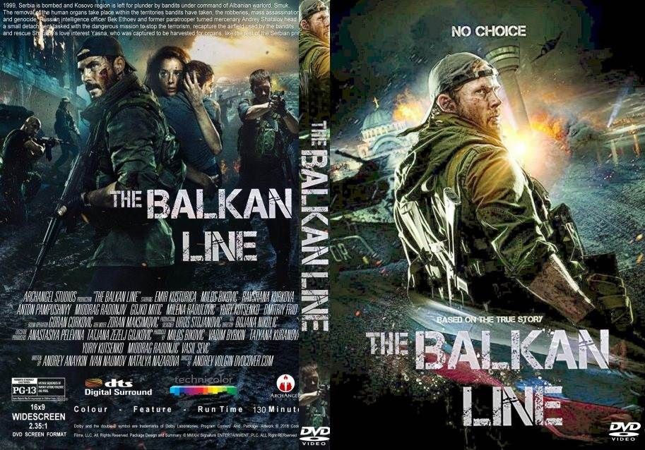 The Balkan Line (2019) Tamil Dubbed Movie HD 720p Watch Online