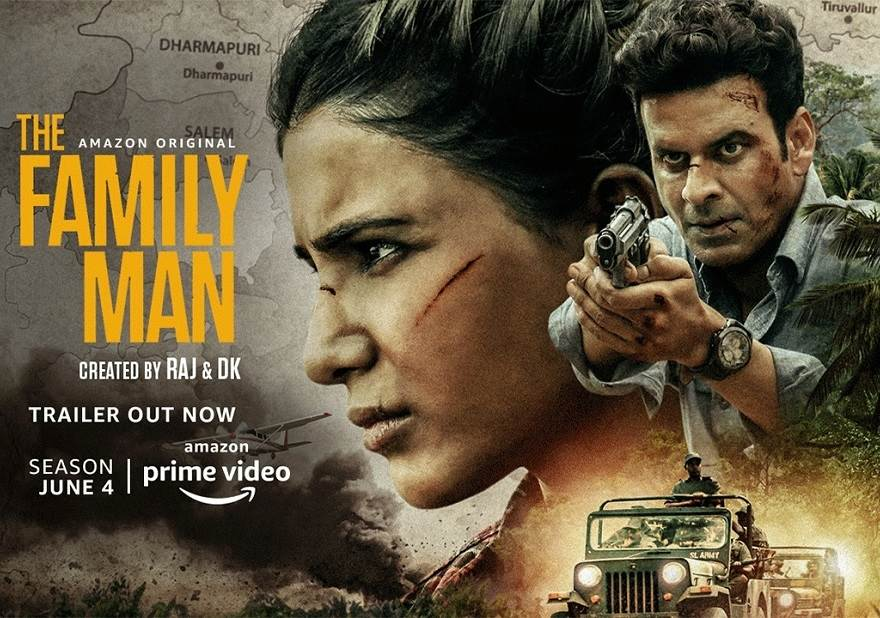 The Family Man – Season 02 (2021) Tamil Dubbed Series HD 720p Watch Online