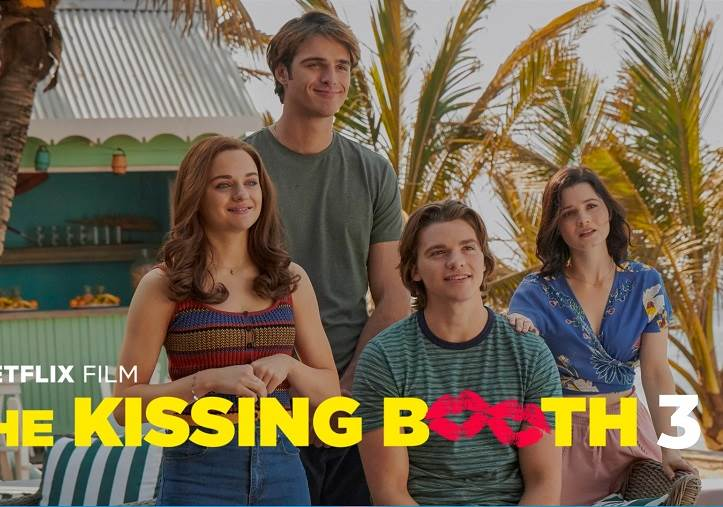 The Kissing Booth 3 (2021) Tamil Dubbed Movie HD 720p Watch Online