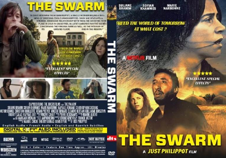 The Swarm (2020) Tamil Dubbed(fan dub) Movie HDRip 720p Watch Online