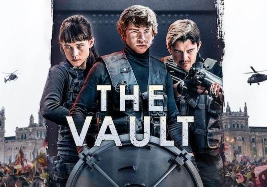 The Vault (2021) Tamil Dubbed Movie HD 720p Watch Online