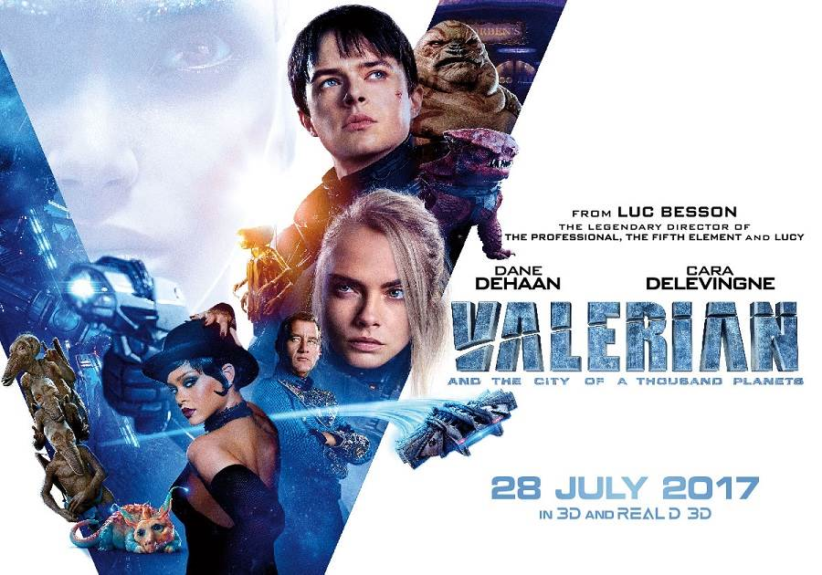 Valerian and the City of a Thousand Planets (2017) Tamil Dubbed(fan dub) Movie HDRip 720p Watch Online